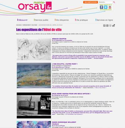 ORSAY WEBSITE POST Image