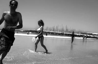 TEL AVIV BEACH 1 Image