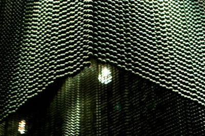 BEADED LAMPSHADE Image