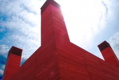 RED STACKS Image