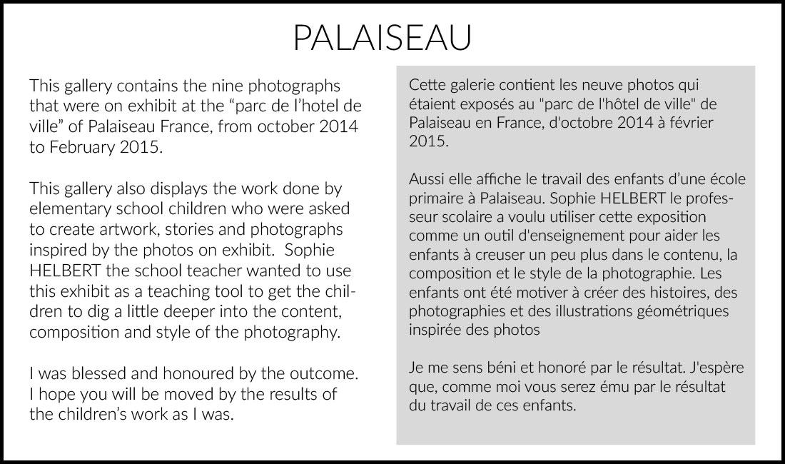PALAISEAU Image