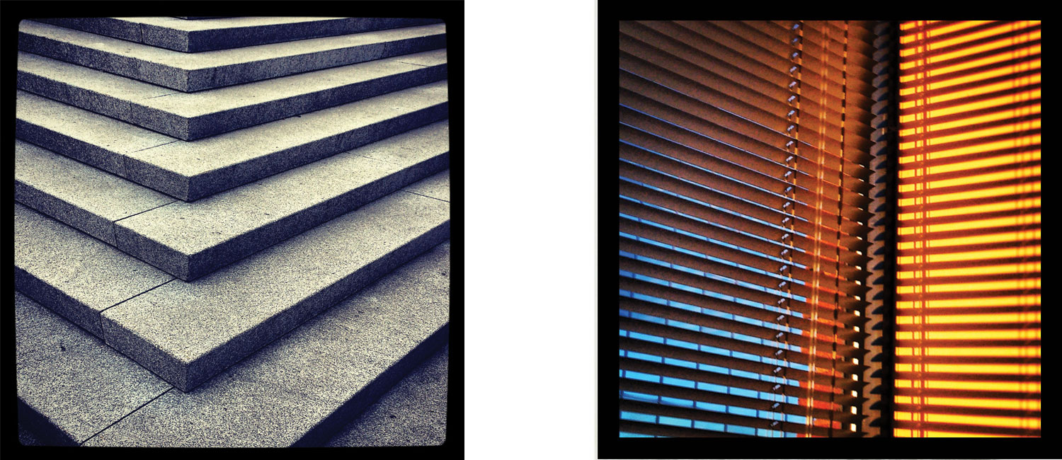 STAIRS SHADES Image
