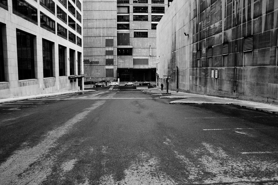MONTREAL PARKING LOT Image