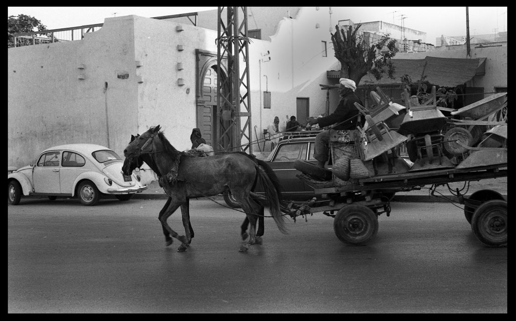 RABAT, MAROC, 1975 Image
