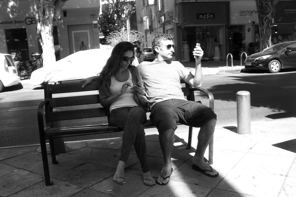 TEL AVIV COUPLE Image